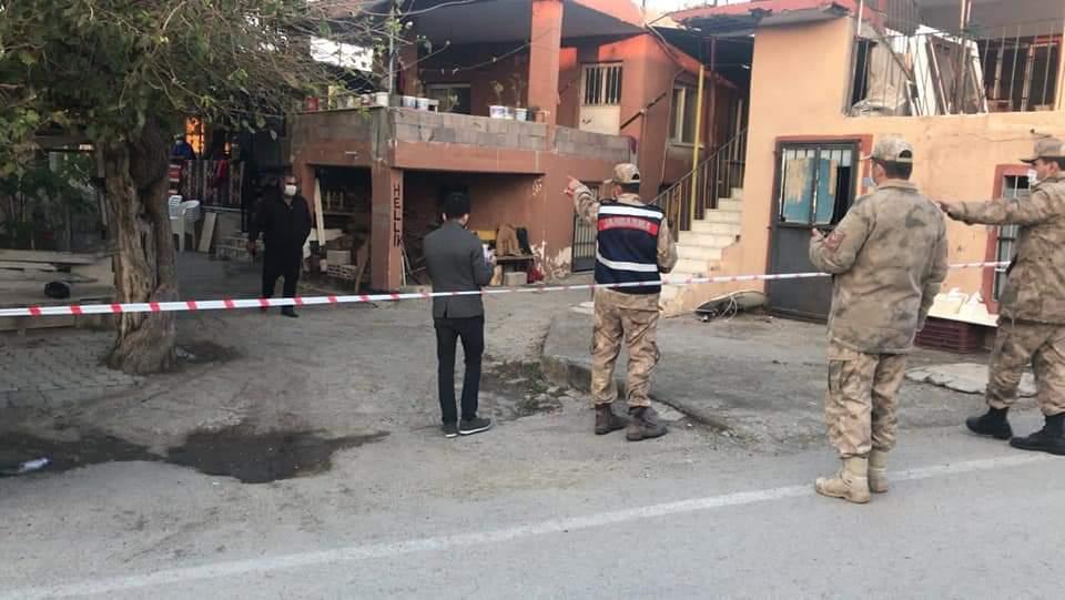 Arsuz'Da Bir Mahalle Daha Karantinaya Alındı