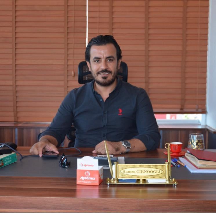 MHP Kırıkhan İlçe Başkanı Hamza Cirnooğlu, Yeni Yıl Dolayısıyla Bir Mesaj