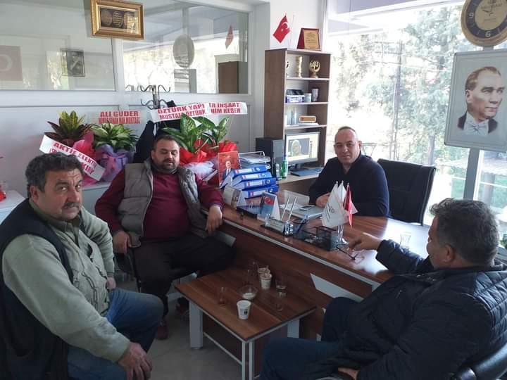 Hatay Büyükşehir Belediyesi Fen İşleri Kırıkhan Şefi Tuncay İbanoğul Yeni Yıl Mesajı