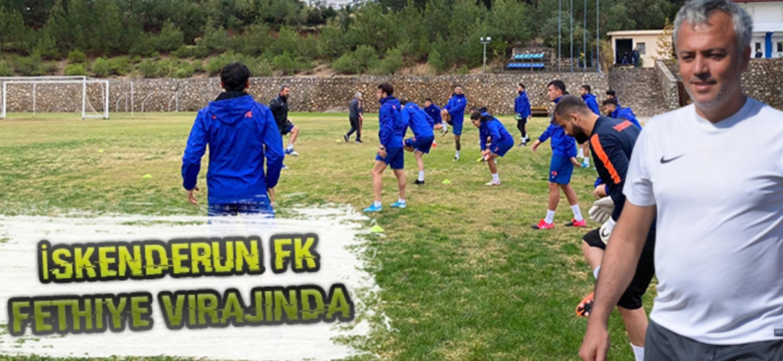 İskenderun FK Fethiye Virajında