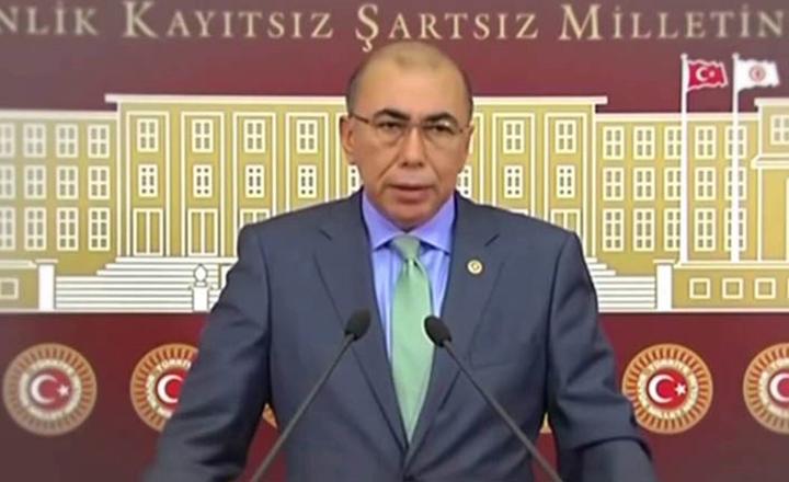 İYİ Parti İl Başkanı Şefik Çirkin'den Hükümete Sert Eleştiri