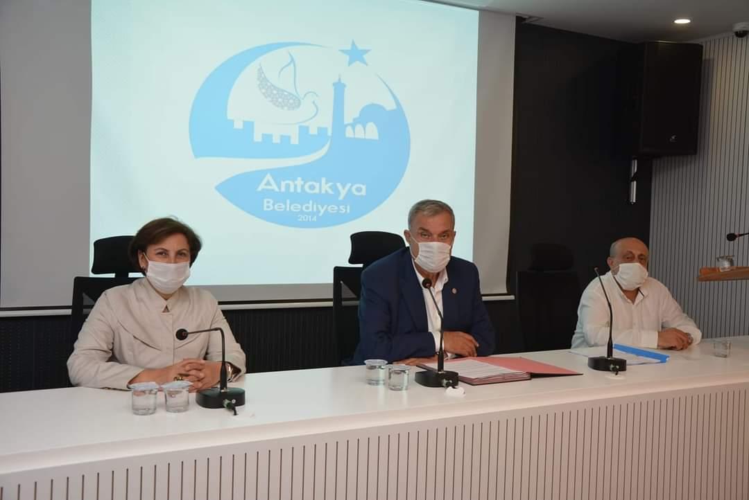 Antakya Belediye Meclisi 4 Ocak'Ta Toplanıyor