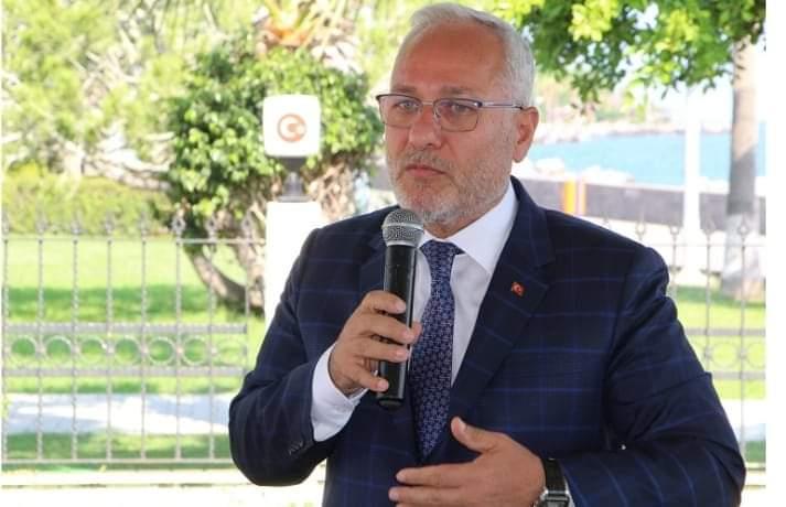 Başkan Fatih Tosyalı'Dan 10 Ocak Çalışan Gazeteciler Günü MesaJı