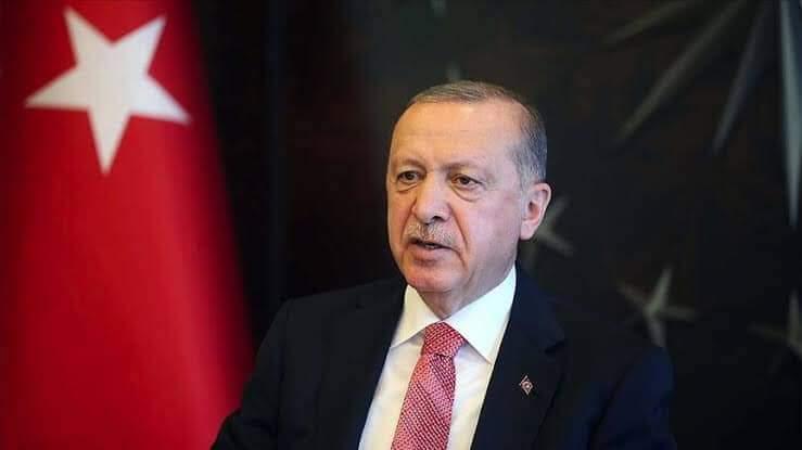 Erdoğan'Dan Siyasi Liderlere'Aşı Yaptırın'Çağrısı