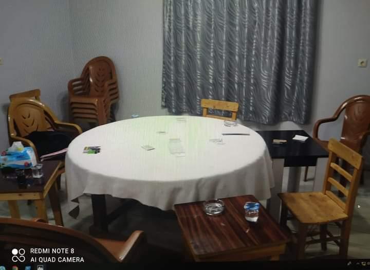 İskenderun'Da Evde Kumar Oynayan 11 Kişiye Ceza Yazıldı