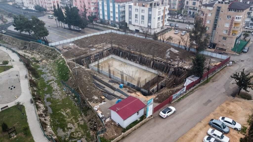 Antakya Belediyesi, Gençleri Su Sporları ile Buluşturacak Tesisi İnşa Ediyor