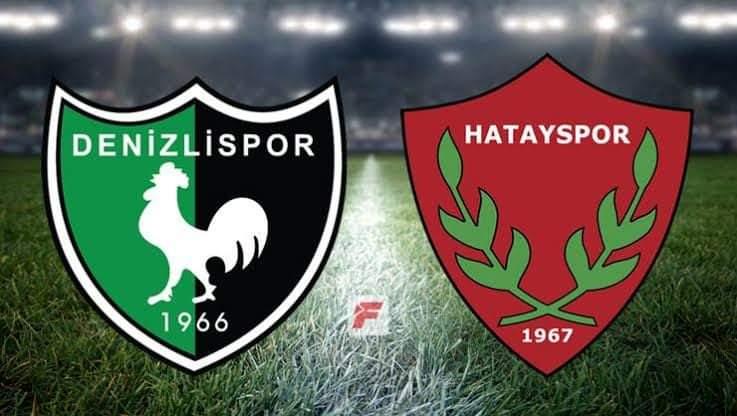 Hatay'In Süper Lig Temsilcisi Atakaş Hatayspor Bugün Saat:13:30'Da Yukatel Denizlispor İle Karşı Karşıya Gelecek.