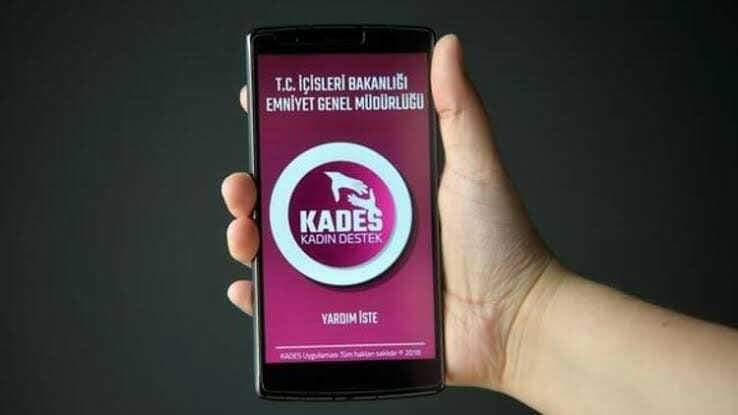Jandarma Ekipleri Hatay'In Birçok İlçesinde Kadınlara KADES'İ Tanıttı.