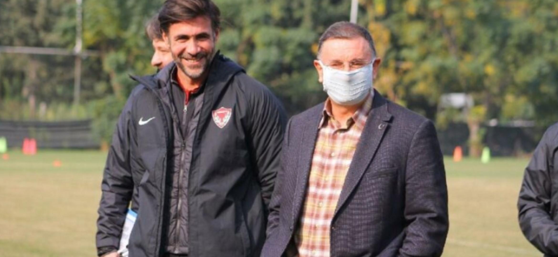 Hatay Büyükşehir Belediye Başkanı Lütfü Savaş: 'Barcelona Gelecek