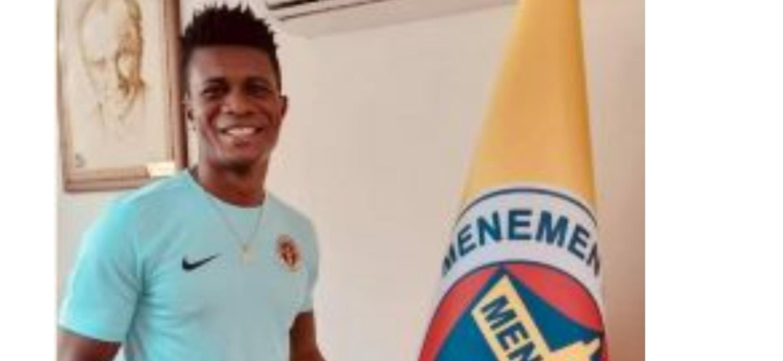 Hatayspor Menemenspor'Un Yabancı Futbolcusu Kamara İle Her Konuda Anlaştı