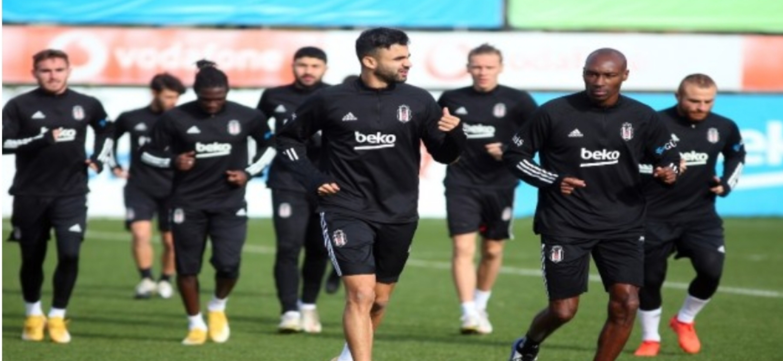 Beşiktaş, Hatayspor Mesasine Başladı