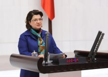 CHP'Li Suzan Şahin: Amanos Dağları'nın Milli Park Olması İçin Kanun Teklifi Sundu