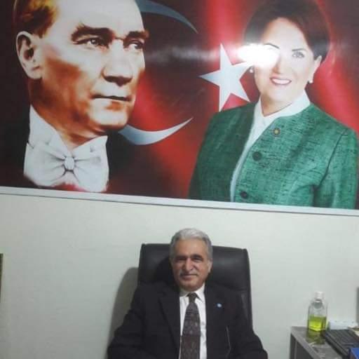 İYİ Parti İlçe Başkanı Kemal İmren'Den Regaip Kandili Mesajı