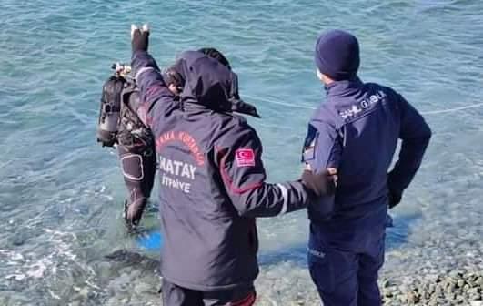 Denizde Kaybolan Genç 2 Aydır Aranıyor..
