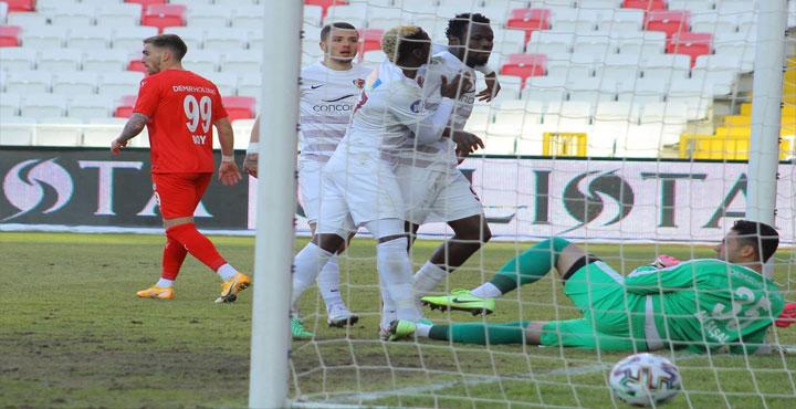 Sivasspor 1-1 Atakaş Hatayspor