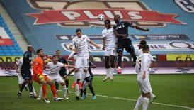 Trabzonspor 1 A.Hatayspor 1 Boupendza Gol Orucunu Bozdu