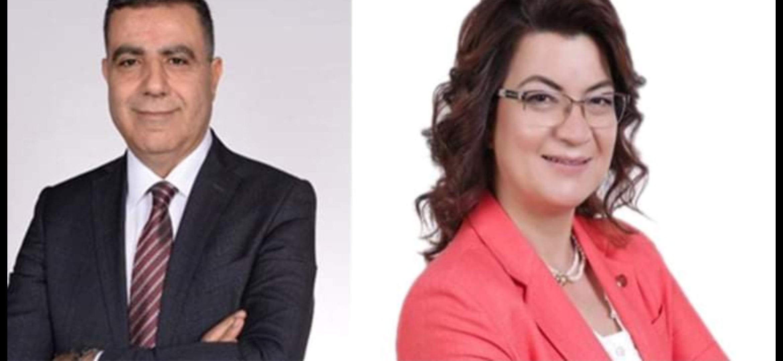 Suzan Şahin Ve Mehmet Güzelmansur Vekillerden Su Açıklaması