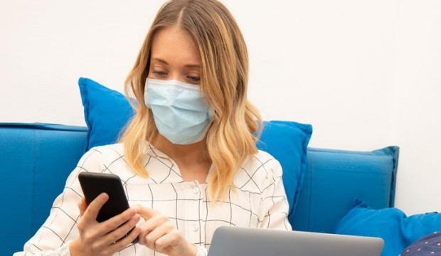 Cep telefonu kullanırken dikkat! Koronavirüs uyarısı…