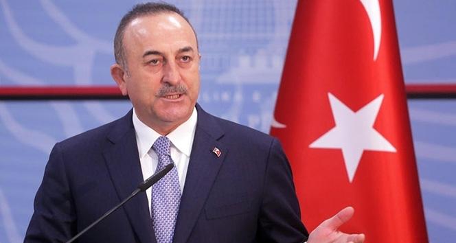 Dışişleri Bakanı Çavuşoğlu, Kanadalı mevkidaşı ile telefonda görüştü
