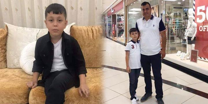 9 Yaşındaki Azmi Efe Kalp Krizine Yenik Düştü