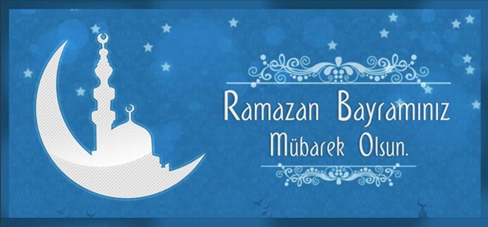 Erzin Kaymakamı Ahmet Demirci'nin Ramazan Bayramı Mesajı