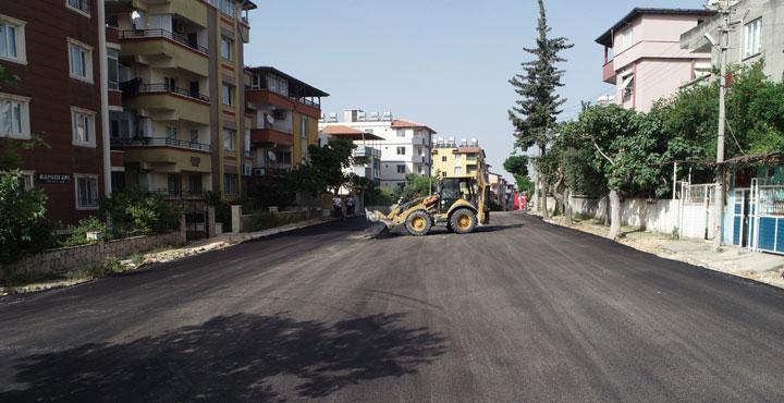 Beton Asfaltın Yeni Adresi Baybars Mahallesi