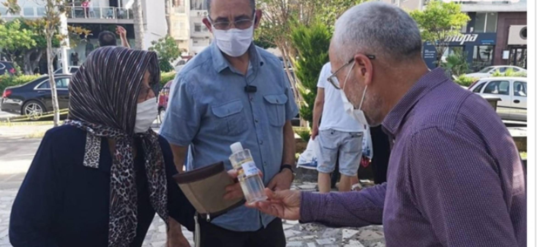Başkan Tosyalı, Yaşlı Vatandaşlar ile Bir araya Geldi