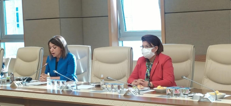 CHP Hatay Milletvekili Suzan Şahin'e komisyonda söz Verilmeyince CHP Araştırma Komisyonudan Çekildi