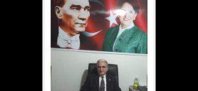 İYİ Parti İlçe Başkanı Kemal İmren'denKurban Bayramı Kutlama Mesajı