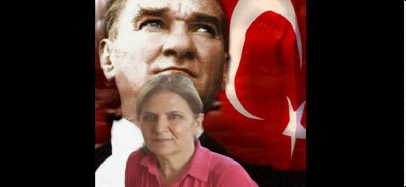 CHP Kırıkhan İlçe Kadın Kolları Başkanı Belgin Balkız Kurban Bayramı Mesajı