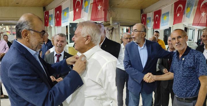 Belen'de İYİ Partide Toplu Katılım Töreni