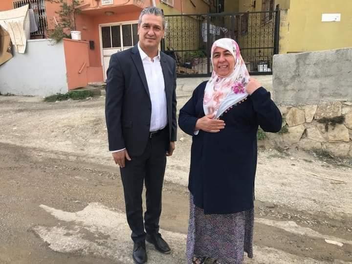Belen Belediye Başkanı İbrahim Gül' Hizmet Takibi Böyle Olur